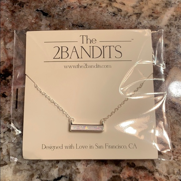 The 2Bandits Jewelry - The 2Bandits Athens Necklace